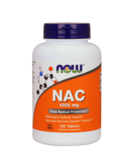 NAC 1000 mg - 120 Tablets