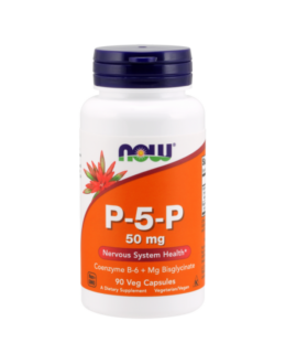 Now P-5-P 50 mg - 90 Veg Capsules