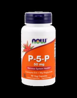 Now P-5-P 50 mg - 90 Veg Capsules