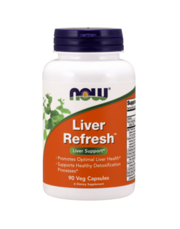 Now Liver Refresh™ 90 Veg Capsules