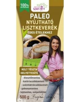 Szafi Reform Nyújtható édes kelt tészta helyettesítő liszt (paleo, vegán, gluténmentes) 500 g