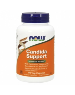 Now Candida Support - 90 Veg Capsules
