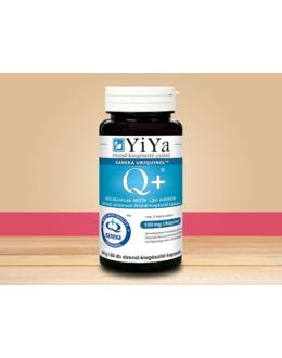 YiYa Q+ Ubiquinol (Kaneka QH®) - biológiailag aktív Q10 koenzim