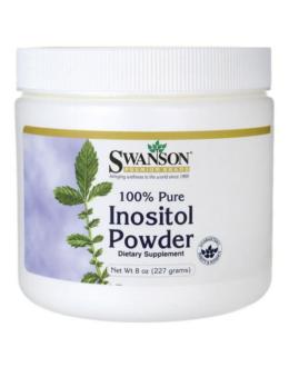 SWANSON 100% Myo-Inositol por (folsav nélkül)