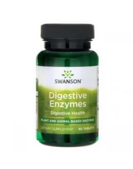Digestive Enzymes (emésztő enzimek – 90 tabletta)