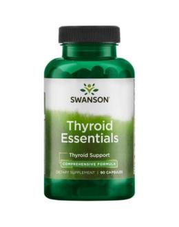Swanson Pajzsmirigy komplex (Thyroid Essentials)