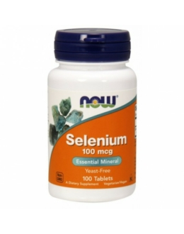 Now Selenium 100 mcg - 100 Tablets