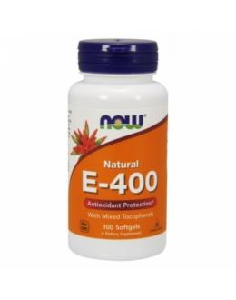 Now E-400 IU MT - 100 Softgels