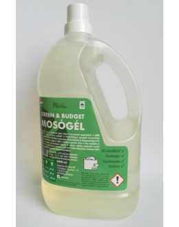 MM Green&Budget mosógél 3000ml
