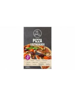 SZAFI FREE PIZZA LISZTKEVERÉK 5000 G (GLUTÉNMENTES, TEJMENTES, TOJÁSMENTES, MAGLISZTMENTES, ZSÍRSZEGÉNY, VEGÁN)