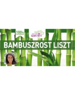 Szafi Reform Bambuszrost liszt 300g