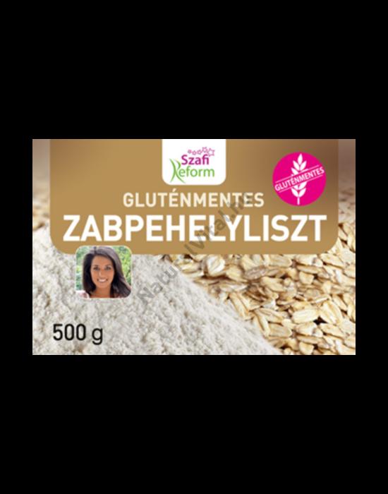 SZAFI REFORM ZABPEHELYLISZT / ZABLISZT (GLUTÉNT TARTALMAZHAT) 500 G