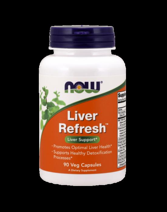 Now Liver Refresh™ 90 Veg Capsules