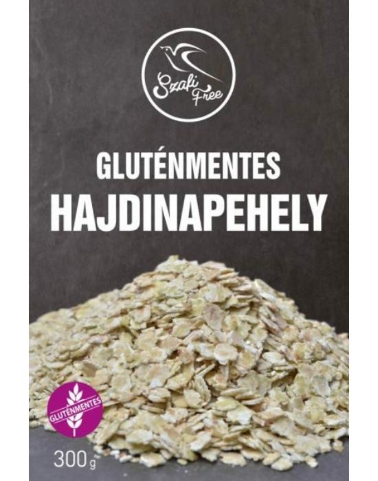SZAFI FREE GLUTÉNMENTES HAJDINAPEHELY 300 G