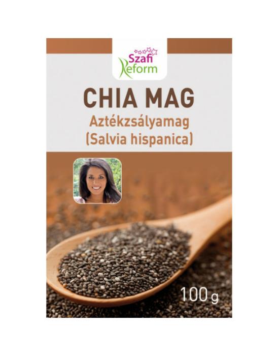 SZAFI REFORM CHIA MAG 100 G