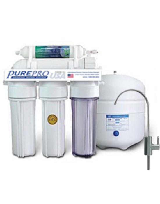 """PurePro RO105P RO víztisztító """"Klasszik"""", nyomásfokozóval"""