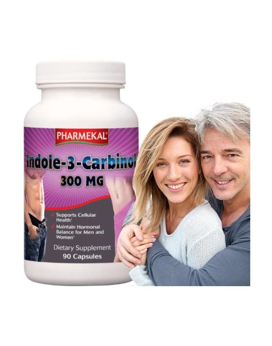 Pharmekal Indole-3-Carbinol 300 mg 90 db