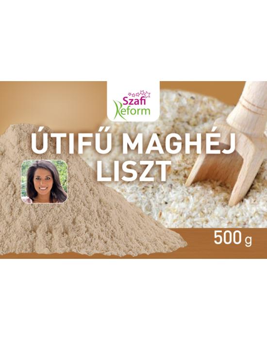 SZAFI REFORM ÚTIFŰ MAGHÉJ LISZT 500 G