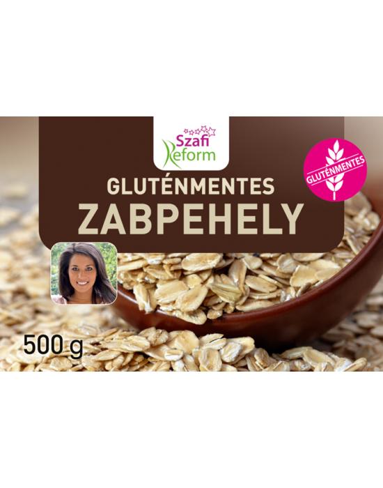 SZAFI REFORM GLUTÉNMENTES ZABPEHELY 500 G